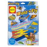 Doblar Kit N Volar Aviones De Papel