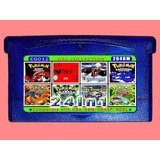 Fita 24 Em 1 Advance Wars Fire Emblem Contra Final Fight Gba