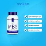 Mbs Makee Body System Fibras Emagrecedor Cartamo