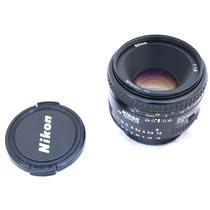 Objetivo Lente Nikon 50 Mm 1.8 Made In Japan