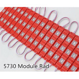 20 Modulos Inyeccion Led 5730 Rojo Ultrabrillante Ledshopmx