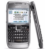 Nokia E71 3g 3mp+flash Gps Mp3 Na Caixa+garantia+nf