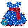 Vestido De Festa Infantil Da Galinha Pintadinha Com Tiara