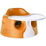 Combo Asiento Y Mesita Para Bebé Naranja Bumbo