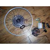 Kit Motor Electrico Para Bicicleta