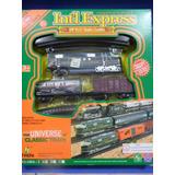 Tren Infantil Con Vias Luz Y Sonido (160443)