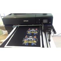 Impressora De Camisetas P800 Dtg Lançamento