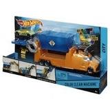 Hot Wheels - Super Caminhão Tanque Cjr34 - Mattel