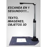 Escaner Portatil O Escritorio Jetion Escanea En 1 Segundo A3
