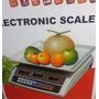 Balança Eletrônica Digital 40 Kg Comercial Balcão Bateria!