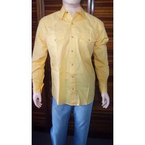 Camisa De Caballero Vaquera Marca Roper