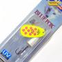 Cucharas Blue Fox Giratorias N°4 - Brillan En La Oscuridad