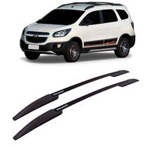 Rack Longarina Teto Spin Chevrolet Aluminio Modelo
