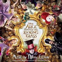 Danny Elfman / Alicia A Traves Del Espejo / Disco Cd