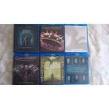 Game Of Thrones Temporadas 1-6 En Bluray 27 Bluray