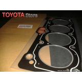 Empacadura De Camara Toyota Corolla 1.6 Carburado Original