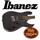 Guitarra Electrica Gio 170 Black Night Ibanez Grg170 Dx Bkn