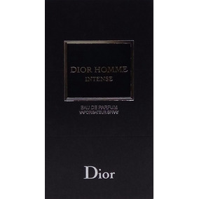 Perfume Dior Homme Intense Edp 100 Ml Original