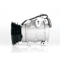 Compressor Maquina Trator Caterpillar 310/ 320 Bl Rc600.129
