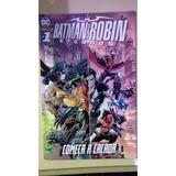 Hq Batman E Robin: Eternos N° 1 - Panini