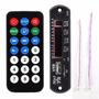 Modulo Reproductor 5v Audio Fm Microsd Usb Mayor Y Detal