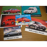 Folleto Catalogo Volkswagen Polo Caddy Passat