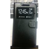 Funda Flip Cover Para Motorola Moto G4 Play