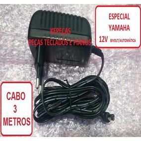Fonte Yamaha Psr740 Psr730 Psr640 Psr630 Psr620 Veja Anuncio