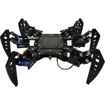Chasis De Araña Robot Para Arduino