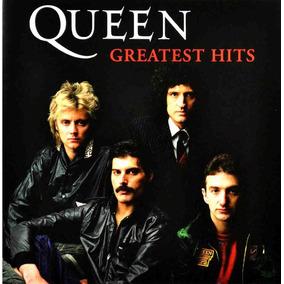 Cd Queen - Greatest Hits (lacrado) Freddie Mercury -remaster