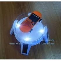 Expositor Display Solar Giratório C Led P Produtos Joia