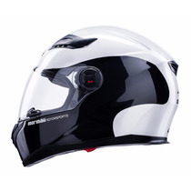 Capacete Mormaii Fs 811 Street Willy Com Viseira Solar