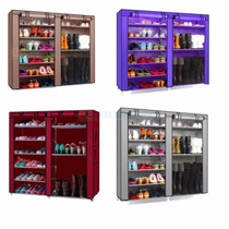 Organizador Closet Portable Para Zapatos Envío Mismo Día!!!!