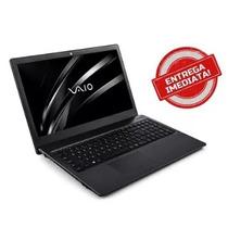Notebook Vaio I7-7500u (7geração) 1tb 8gb 15,6 Led