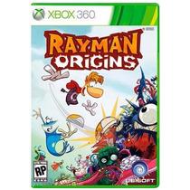 Game - Rayman Origins - Xbox 360