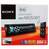 Cd Player Sony Xplod Mex-n6050bt Bluetooth Usb 55w X 4 Color