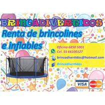 Renta De Brincolines