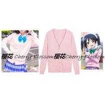Cosplay Traje Escolar Anime Love Live Ropa Japonesa