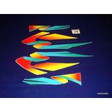 Calcomania Rx100 Yamaha+ Super Combo Original