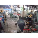 Rebitadeira Elétrica Pneumática Industrial Vertical- Cód642