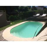 Chalet C/piscina,cerco A/a, Wifi, Cable Solo Llamadas