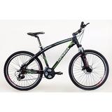Bicicleta Top Mega Envoy 26 + Casco De Regalo Trp Bikes