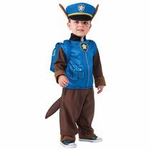 Disfraz Para Niños Paw Patrol Chase Patrulla Canina