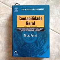 Livro Série Provas E Concursos Contabilidade Geral 1.000 Que