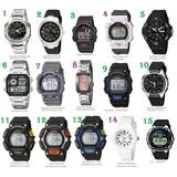 Reloj Casio Varios Modelos (originales) Caballero Y Dama