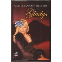 Gladys La Bomba Tucumana Lote De 4 Cassettes Cumbia