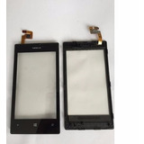 Tela Vidro Touch Screen Nokia Lumia Preto N 520 N520