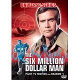 O Homem De 6 Milhões De Dólares - As 3 Temporadas Dublado