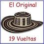 Sombrero Volteado Colombiano