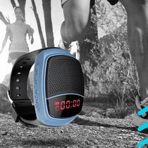 Reloj Deportivo Bluetooh Altavoz Handsfree Radio Cronometro